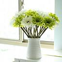 preiswerte Künstliche Blumen-Künstliche Blumen 1 Ast Klassisch Stilvoll Chrysanthemum Tisch-Blumen