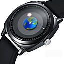 cheap Women's Watches-Men's Dress Watch Wrist Watch Japanese Quartz Silicone Black 50 m Creative Cool Analog Casual Fashion - Black One Year Battery Life / Stainless Steel