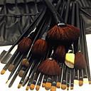 abordables Montres Homme-32pcs Pinceaux à maquillage Professionnel Pinceau en Poils de Chèvre Economique / Professionnel / Doux Bois / bambou
