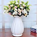 preiswerte Künstliche Blumen-Künstliche Blumen 3 Ast Klassisch Moderne zeitgenössische Simple Style Ewige Blumen Tisch-Blumen