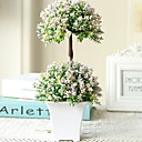preiswerte Künstliche Blumen-Künstliche Blumen 1 Ast Klassisch Moderne zeitgenössische Simple Style Ewige Blumen Tisch-Blumen