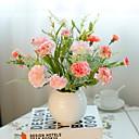 preiswerte Künstliche Blumen-Künstliche Blumen 1 Ast Klassisch Simple Style Nelken Tisch-Blumen