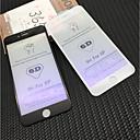 preiswerte Displayschutzfolien für iPhone 6s / 6 Plus-Displayschutzfolie für Apple iPhone 6s Plus / iPhone 6 Plus Hartglas 1 Stück Vorderer Bildschirmschutz 9H Härtegrad / Anti - Blaulicht / 3D abgerundete Ecken