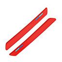 hesapli Oto Stickerları-0.47 m Araba Tampon Şeridi için Araba Tamponları dış Genel Silgi Uyumluluk Uniwersalny Tüm Yıllar Genel motorlar