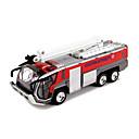 preiswerte Marionetten und Handpuppen-Feuerwehrauto Spielzeug-LKWs & -Baustellenfahrzeuge Spielzeug-Autos Fahrzeuge aus Druckguss 1:60 Kunststoff Kinder Jungen Mädchen Spielzeuge Geschenk
