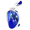 preiswerte Armbänder-Tauchmasken / Maske zum Schnorcheln Anti-Beschlag, Vollgesichtsmaske, Unterwasser Einzelfenster - Schwimmen, Tauchen Silikon, PVC - zum