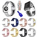 preiswerte Headsets und Kopfhörer-Uhrenarmband für Apple Watch Series 4/3/2/1 Apple Sport Band Edelstahl Handschlaufe