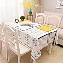 halpa Nokia kotelot / kuoret-Nykyaikainen Puuvilla Neliö Table Cloths Geometrinen Pöytäkoristeet 1 pcs