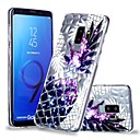 halpa Galaxy S -sarjan kotelot / kuoret-Etui Käyttötarkoitus Samsung Galaxy S9 Plus / S9 Läpinäkyvä / Kuvio Takakuori Hedelmä Pehmeä TPU varten S9 / S9 Plus / S8 Plus
