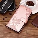 رخيصةأون Huawei أغطية / كفرات-غطاء من أجل Huawei Huawei P20 / Huawei P20 Pro / Huawei P20 lite محفظة / حامل البطاقات / مع حامل غطاء كامل للجسم زهور قاسي جلد PU / P10 Lite