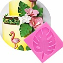 hesapli Fırın Araçları ve Gereçleri-Bakeware araçları Silikon Yaratıcı Mutfak Gadget Kek / Pişirme Kaplar İçin Pasta Kalıpları 1pc