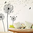 رخيصةأون المكياج & العناية بالأظافر-لواصق حائط مزخرفة - لواصق حائط الطائرة الأزهار / النباتية غرفة النوم