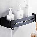 cheap Bathroom Gadgets-Bathroom Shelf New Design / Cool Contemporary Aluminum 1pc Wall Mounted