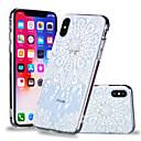 hesapli iPhone Kılıfları-Pouzdro Uyumluluk Apple iPhone X / iPhone 8 Plus Temalı Arka Kapak Mandala Yumuşak TPU için iPhone X / iPhone 8 Plus / iPhone 8