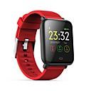 ieftine Cercei-q9 sporturi impermeabile pentru smartphone Android pentru Android ios bluetooth ritm cardiac monitorizarea tensiunii arteriale senzor de ecran calorii ars exercițiu de înregistrare cronometru cronomet