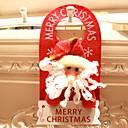 cheap Home Decoration-Christmas Ornaments Holiday / Cartoon Polyester Cube Novelty Christmas Decoration