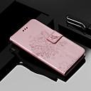 economico Custodie per iPhone-Custodia Per Apple iPhone XS / iPhone XR A portafoglio / Porta-carte di credito / Con supporto Integrale Gatto / Albero Resistente pelle sintetica per iPhone XS / iPhone XR / iPhone XS Max