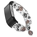 رخيصةأون أساور ساعات FitBit-حزام إلى Fitbit Charge 2 فيتبيت تصميم المجوهرات خزفي شريط المعصم