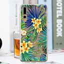 cheap Cases / Covers for Huawei-Case For Huawei P20 Pro / P20 lite Transparent / Pattern Back Cover Scenery Soft TPU for Huawei P20 / Huawei P20 Pro / Huawei P20 lite