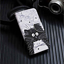 cheap Galaxy S Series Cases / Covers-Case For Samsung Galaxy J8 / J6 Wallet / Card Holder / with Stand Full Body Cases Cat Hard PU Leather for J8 / J7 (2017) / J6