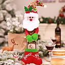 abordables Coques d'iPhone-Ornements / Santons Noël Tissu Nouveautés Décoration de Noël