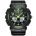 رخيصةأون جواكيت رجالي-SMAEL رجالي ساعة رياضية ساعة رقمية ياباني رقمي أسود 50 m مقاوم للماء رزنامه ساعة التوقف مماثل موضة - أخضر أزرق / قضية