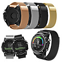 cheap Watch Bands for Garmin-Watch Band for Fenix 3 Garmin Milanese Loop Stainless Steel Wrist Strap