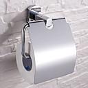 economico Gadget per il bagno-Porta rotolo di carta igienica Nuovo design Moderno Ottone 1pc Montaggio su parete