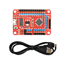 ieftine Plăci de Bază-keyes open source lgt8f328p placă de control compatibilă cu placa de dezvoltare arduino / roșu / protecția mediului