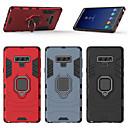 Недорогие Нормальные зарядные устройства-Кейс для Назначение SSamsung Galaxy Note 9 Кольца-держатели Кейс на заднюю панель броня Твердый ПК для Note 9