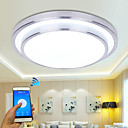 cheap Smart Lights-Modern Wifi LED Ceiling Lamp APP Control Ceiling Light for Living room Family home lighting AC110-240V