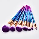 ieftine Becuri De Mașină LED-Profesional Machiaj perii Perie Blush 7 buc Acoperire Integrală pentru Pensule Tuș  Pensulă Blush Perie Fond  Perie Buze Perie  Fard Pensule de Gene Perie Pudră