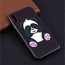 levne Cool & Fashion pouzdra pro iPhone-Carcasă Pro Apple iPhone XR / iPhone XS Max Vzor Zadní kryt Panda Měkké TPU pro iPhone XS / iPhone XR / iPhone XS Max