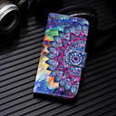 cheap iPhone Cases-Case For Apple iPhone XS / iPhone XS Max Wallet / Card Holder / with Stand Full Body Cases Mandala Hard PU Leather for iPhone XS / iPhone XR / iPhone XS Max