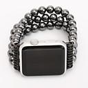 저렴한 애플 시계 밴드-시계 밴드 용 Apple Watch Series 4/3/2/1 Apple 쥬얼리 디자인 세라믹 손목 스트랩