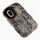 abordables Coques d'iPhone-Coque Pour Apple iPhone XR / iPhone XS Max Antichoc / Strass Coque Couleur Pleine Dur Textile pour iPhone XS / iPhone XR / iPhone XS Max