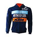 رخيصةأون جاكيتات للدراجات النارية-KTM ملابس نارية قمصان و بلايز إلى الجميع الفانيلي / رايون / بوليستر سقوط الخريف / الشتاء مرن / سريع الجفاف / واقي شمسي