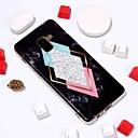 رخيصةأون خزانة المكياج و المجوهرات-غطاء من أجل Samsung Galaxy A6 (2018) / A6+ (2018) / Galaxy A7(2018) نموذج غطاء خلفي حجر كريم ناعم TPU