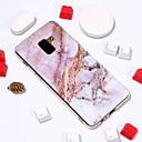 baratos Relógios Femininos-Capinha Para Samsung Galaxy A7 (2018) / A6 (2018) Estampada Capa traseira Mármore Macia TPU para A6 (2018) / A6+ (2018) / A7(2018)