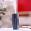 cheap Smart Lights-BRELONG USB Mini Silent Spray Colorful Air Humidifier Night Light 1 pc