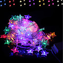 cheap LED Novelty Lights-BRELONG LED Colorful Waterproof Holiday Decoration Light Strings 1 pc