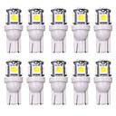 halpa Samsung suojakalvot-SO.K 10pcs T10 Auto Lamput 5 W 160 lm LED sisävalot