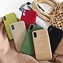 hesapli iPhone Kılıfları-Pouzdro Uyumluluk Apple iPhone XR / iPhone XS Max Buzlu Arka Kapak Solid Yumuşak TPU için iPhone XS / iPhone XR / iPhone XS Max