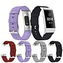お買い得  Fitbit 腕時計バンド-時計バンド のために Fitbit Charge 3 Fitbit スポーツバンド ナイロン リストストラップ