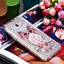 رخيصةأون إكسسوارات سامسونج-غطاء من أجل Samsung Galaxy J7 Prime ضد الصدمات / بريق لماع غطاء خلفي بوم / بريق لماع ناعم TPU