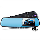 رخيصةأون ألبومات و إطارات الصور-D790S 1080p سائق سيارة 140 درجة زاوية واسعة 4.3 بوصة داش كام مع G-Sensor / حالة وقوف السيارات / كشف الحركة لا مسجل السيارة / تسجيل غير منتهي / السيارات على / قبالة / الميكروفون الداخلي / تصوير