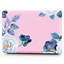"""Χαμηλού Κόστους Προμήθειες & Περιποίηση για σκύλους-MacBook Θήκη Λουλούδι PVC για MacBook Pro 13 ιντσών / MacBook Air 11 ιντσών / New MacBook Air 13"""" 2018"""
