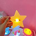 Недорогие Светодиодные драйверы-LED освещение Звезда обожаемый ПВХ (поливинилхлорида) Детские Для подростков Все Игрушки Подарок