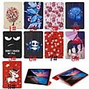 hesapli Samsung Tab Serisi Kılıfları / Kapaklar-Pouzdro Uyumluluk Samsung Galaxy Tab A2 10.5(2018) Flip / Ultra İnce / Temalı Tam Kaplama Kılıf Tek boynuzlu / Flamingo / Hayvan Yumuşak Silikon için Tab A2 10.5(2018)