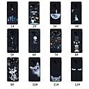 baratos Galaxy Note 9 Cases / Tampas-Capinha Para Samsung Galaxy Note 9 Áspero / Estampada Capa traseira Palavra / Frase / Cenário / Animal Macia TPU para Note 9
